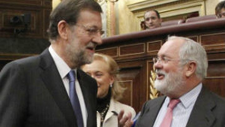 Arias Cañete cree que no irá en la lista del PP al Parlamento Europeo