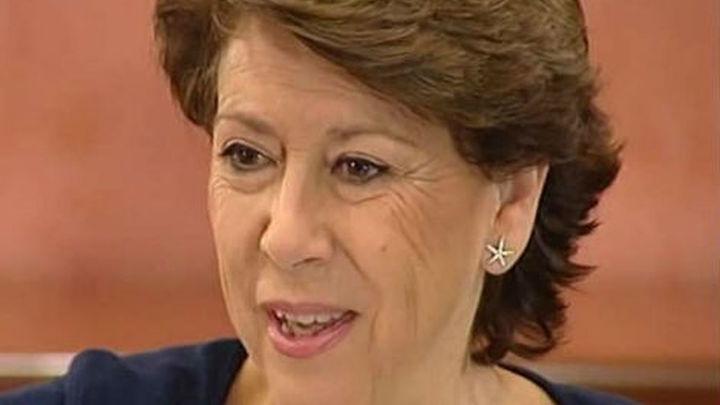 La juez impone una fianza de 29 millones a Magdalena Álvarez por los ERE