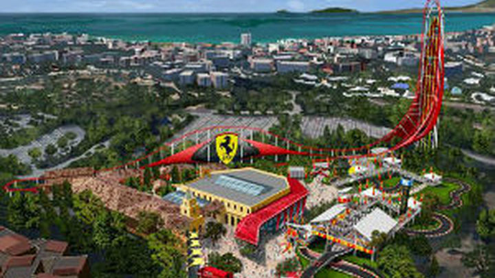 Ferrari tendrá en 2016 su propio parque temático en PortAventura