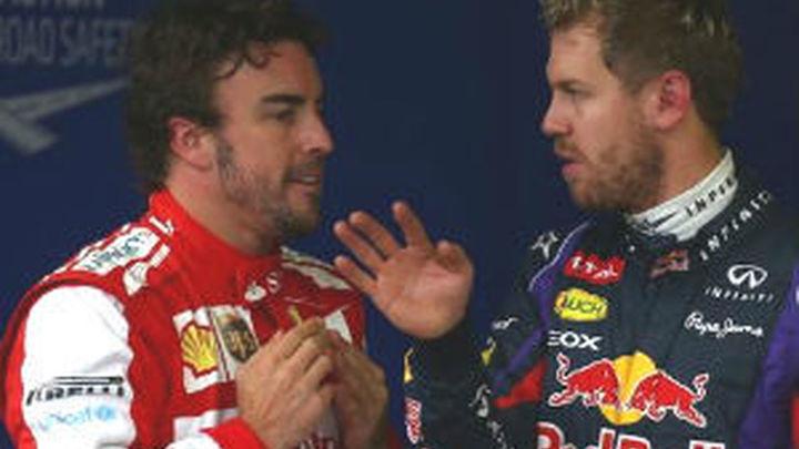 Alonso dejará Ferrari, que fichará a Vettel