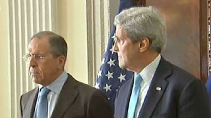 "Kerry dice que EEUU no reconocerá el referéndum ""ilegal"" de Crimea"