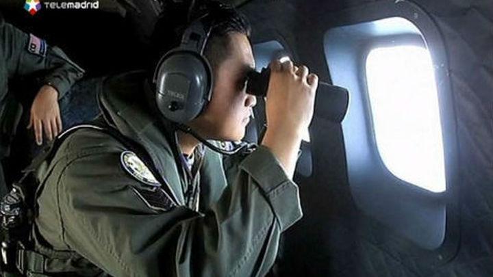 Termina la búsqueda aérea de los restos del avión malasio desaparecido