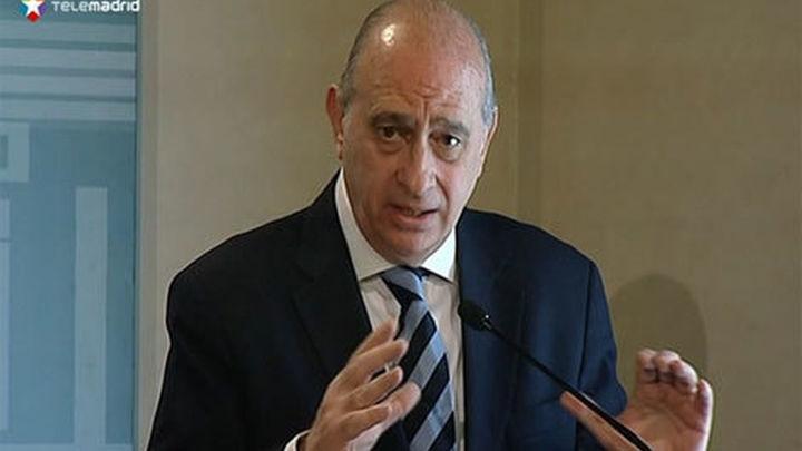 """Fernández Díaz: """"El cese del hijo de Tejero es independiente de la celebración del 23F"""""""