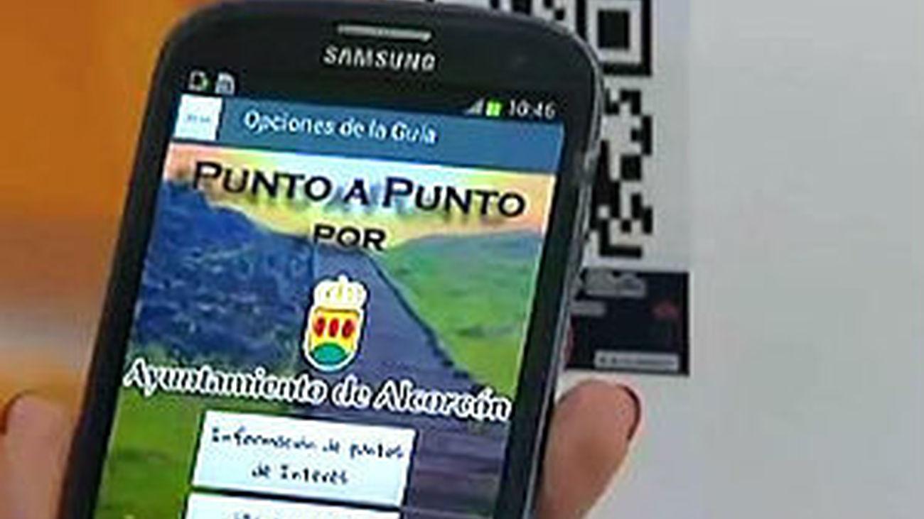 Aplicación en los moviles para discapacitados en Alcorcón