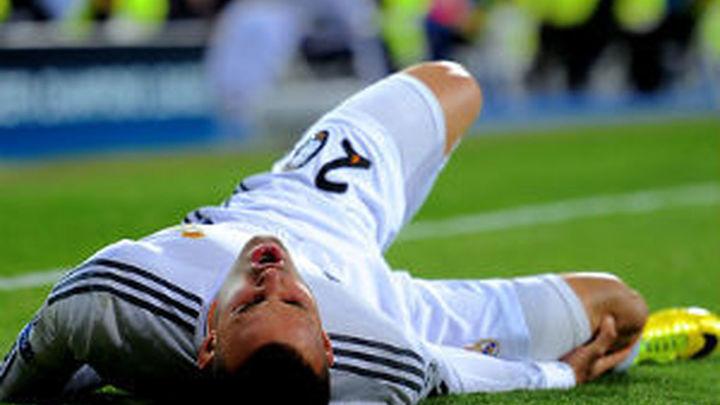 Grave lesión de Jesé, rotura del ligamento cruzado