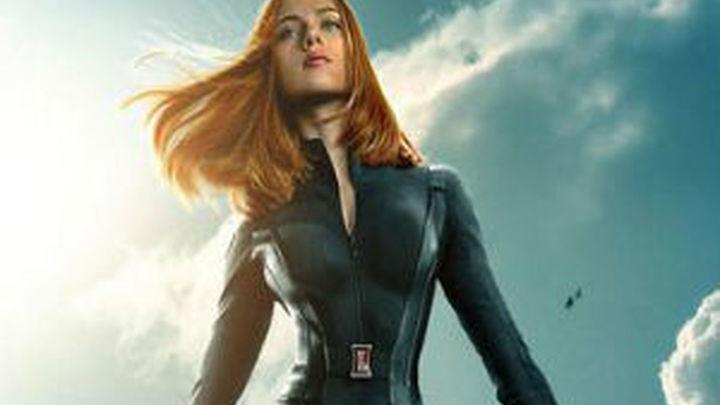 Scarlett Johansson encarna a la Viuda Negra más humana en Capitán América