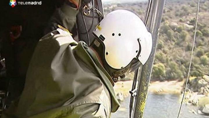 Se reanudada la búsqueda de los desaparecidos en el accidente del helicóptero militar