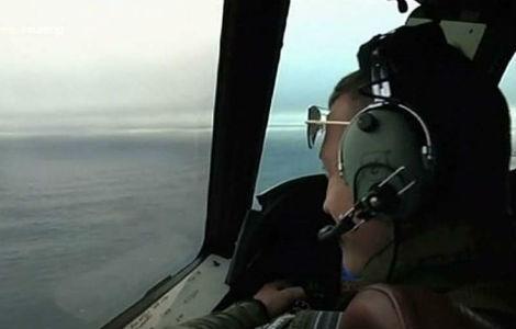 Búsqueda avión Malaysia
