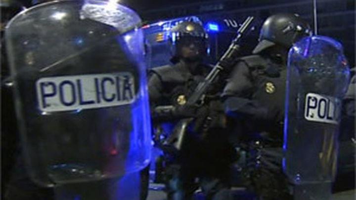 """Cifuentes: """"La violencia de los manifestantes fue extrema"""""""