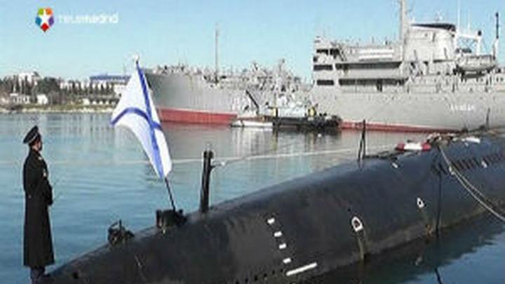Kiev ordena defender hasta el final su último navío en Crimea