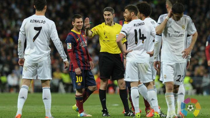 3-4. El Barça gana al Real Madrid y aprieta la Liga