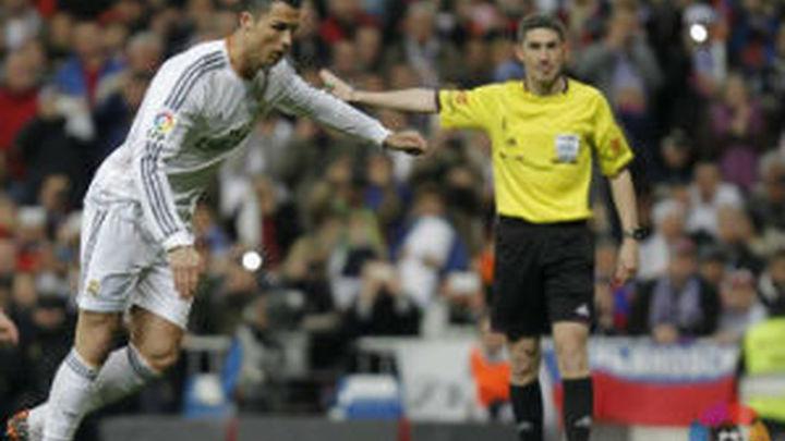 """Cristiano: """"Querían que el Barça siguiese en la lucha y ahí está"""""""