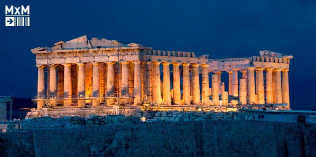 MxM visita Atenas, Santorini, las islas del mar Egeo...