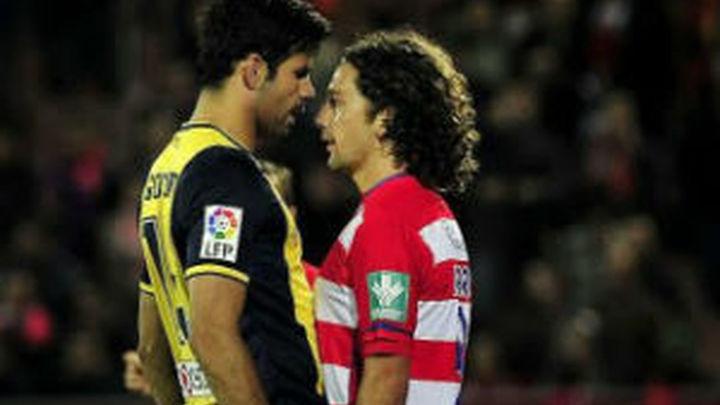 El Atlético contra el Granada y la presión del liderato