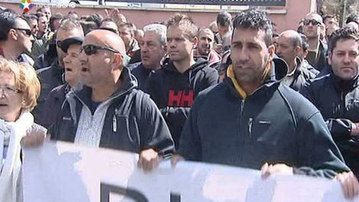 600 antidisturbios piden depurar responsabilidades por los incidentes del 22M