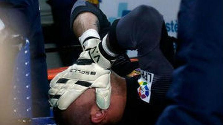 Valdés será operado en Alemania por el mismo doctor que Jesé y Khedira