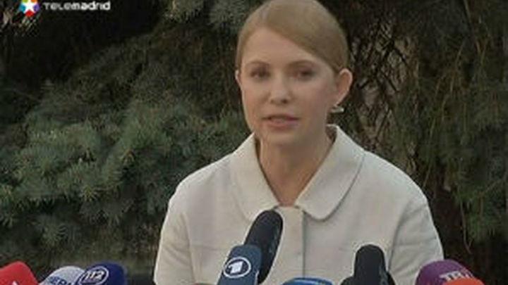 Yulia Timoshenko competirá por la presidencia de Ucrania el 25 de mayo