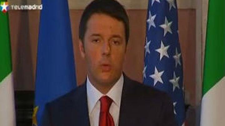 Renzi planea reformar la ley electoral, la justicia y el Senado para evitar duplicidades