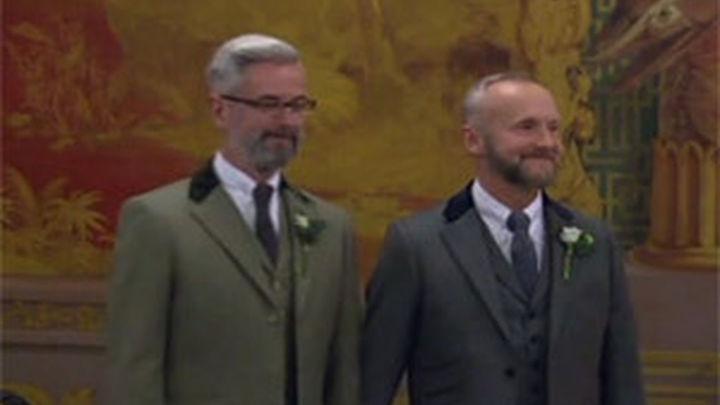 El Reino Unido celebra sus primeras bodas entre homosexuales