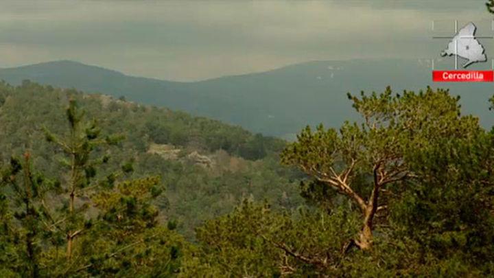 Rutas guiadas por la Sierra de Guadarrama, gracias a un 'Cuentaparque'