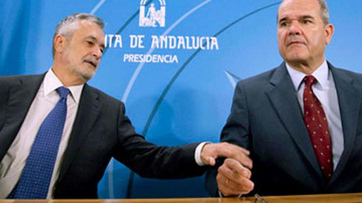 Anticorrupción pide enviar la causa contra Chaves y Griñán al Supremo