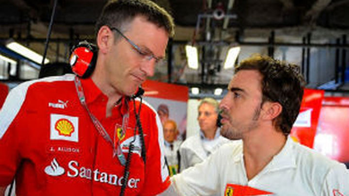 """Ferrari agradece a Alonso """"lo que ha sido capaz de hacer este año"""""""