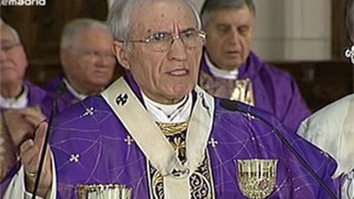 Rouco Varela invita a unirse el domingo al Santo Padre en su oración por la paz