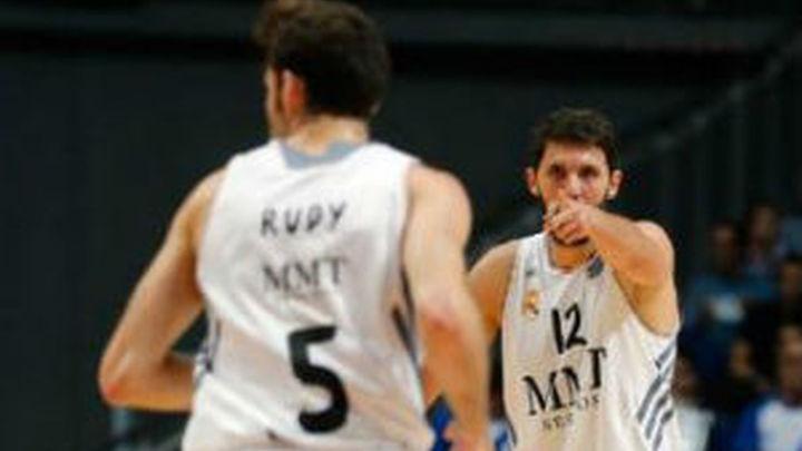 """Rudy: """"Mirotic irá a la NBA si se ve con posibilidades de ser importante"""""""
