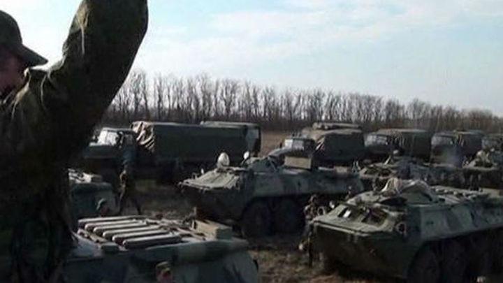 Ucrania aprueba maniobras militares conjuntas con países de la UE y la OTAN