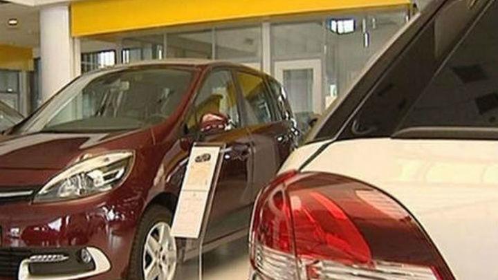 Las ventas de coches en España superarán los 1,1 millones en 2016, según Anfac