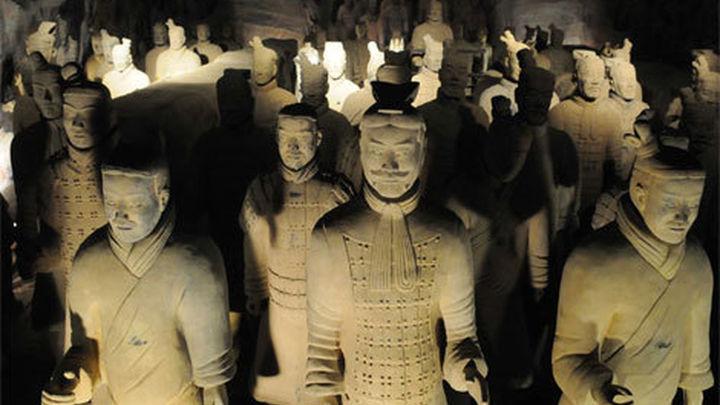 Más de 100.000 personas han visitado la exposición de los Guerreros de Xi'an