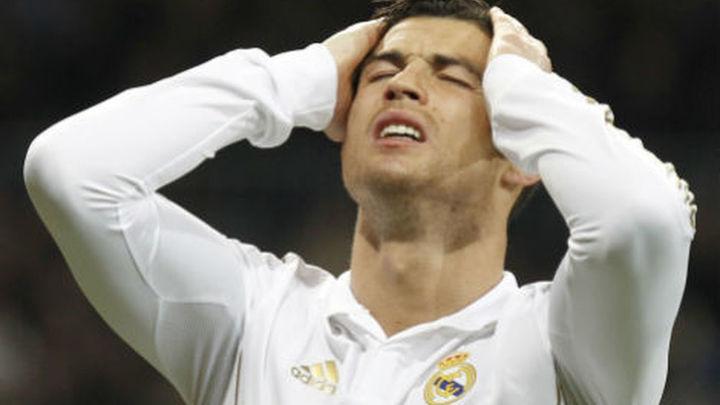 Cristiano Ronaldo no se recupera y no jugará contra la Real Sociedad