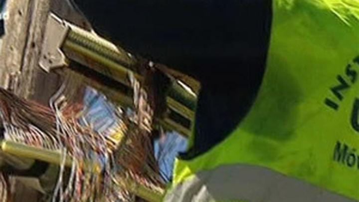 Ribatejada: seis robos de cables en dos meses