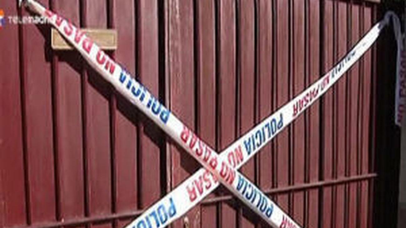Violencia doméstica en Jerez