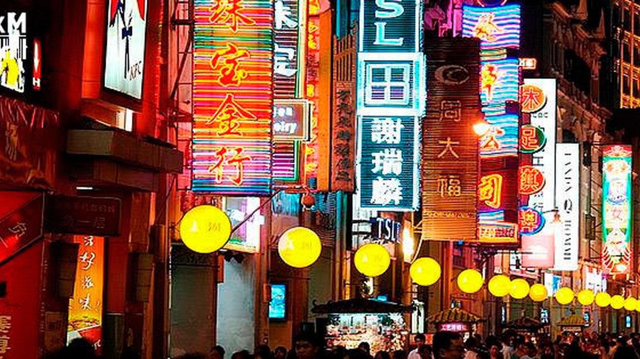 Guangzhou: El caótico sur de China