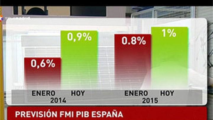 El  FMI mejora sus previsiones para España pero alerta de su riesgo de deflación