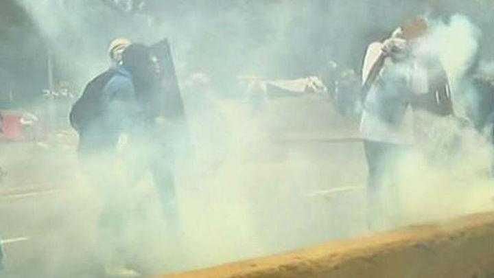 Los cancilleres de Unasur se reunieron con Capriles y gobernadores opositores