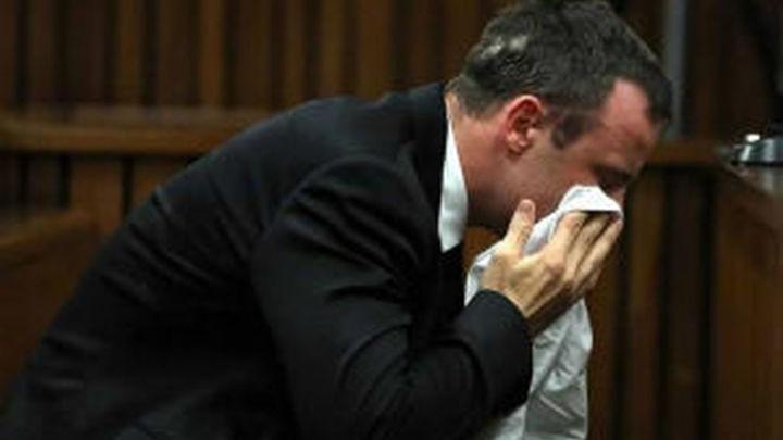 """El fiscal presiona a Pistorius: """"¿Cometió un error? Usted mató a una persona"""