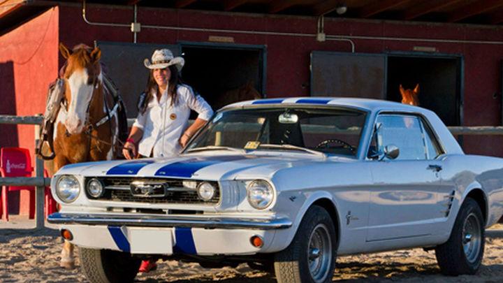 El 50 aniversario del mítico modelo Mustang se celebrará en Madrid