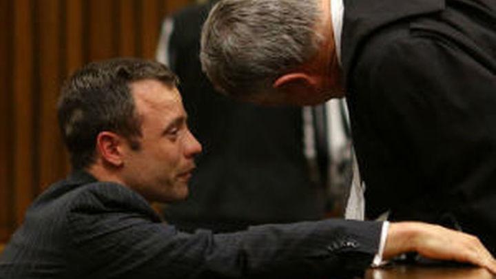"""El fiscal increpa a Pistorius: """"Culpas a cualquiera menos a ti"""""""