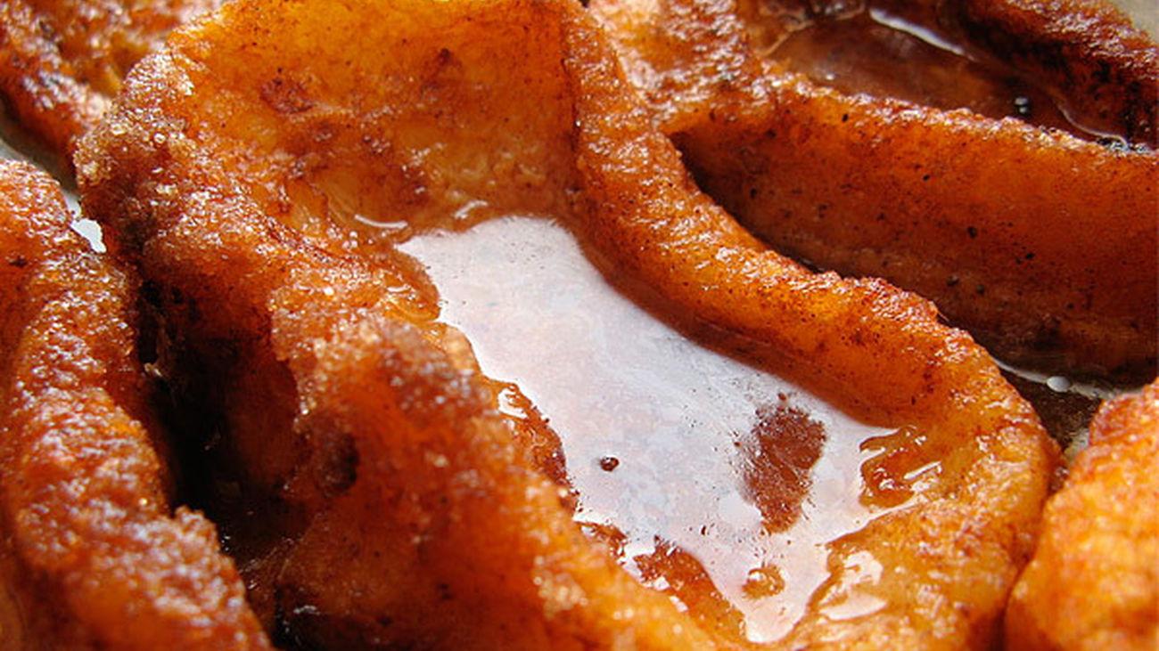 La mejor torrija de Madrid está en una panadería de San Lorenzo de El Escorial
