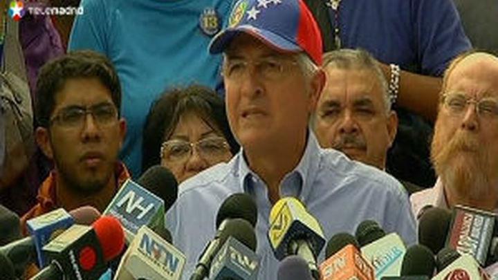 La oposición reclama a Maduro un modelo de coexistencia