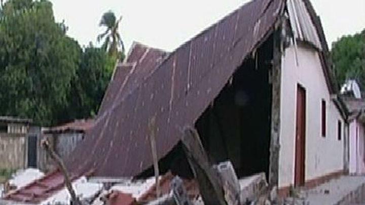 Nicaragua se mantiene en alerta tras dos terremotos de 6,2 y 6,7 Richter
