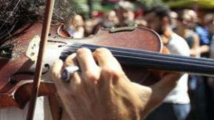 Ara Malikian actuará este viernes en Becerril de la Sierra