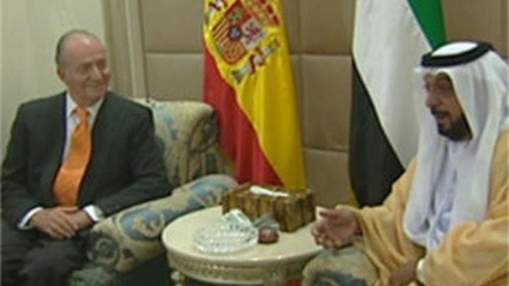 El Rey emprende una gira por Emiratos y Kuwait