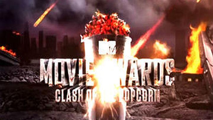 """""""Los juegos del hambre: En llamas"""" pone su sello a los premios MTV Movie"""