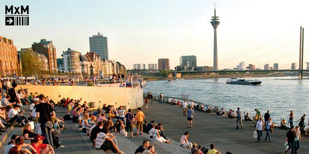 Auténtica calidad de vida alemana a orillas del Rin