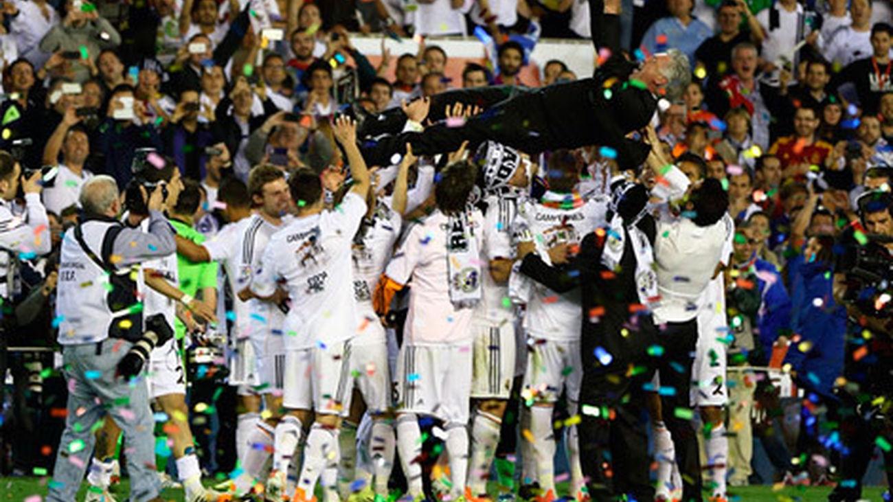 2-1. Bale da la Copa al Real Madrid