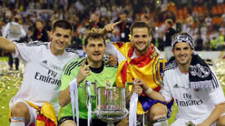 La victoria del Real Madrid centra las portadas de la prensa