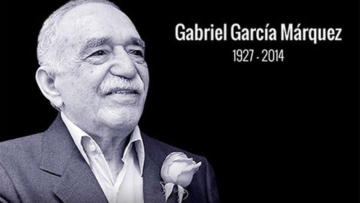 Las palabras de García Márquez suenan en el Parque del Retiro